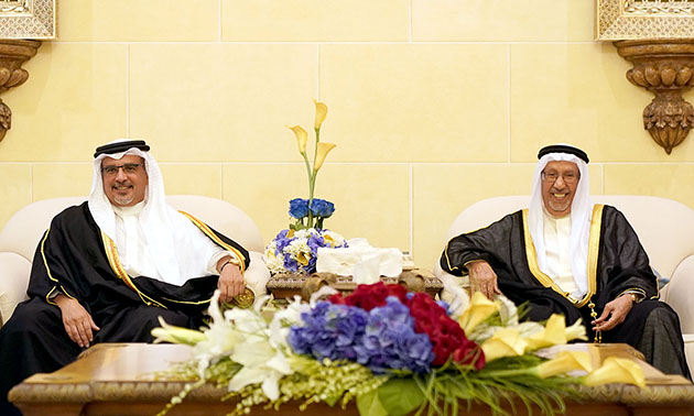 HRH the Crown Prince highlights Bahrain's strong social fabric and values
