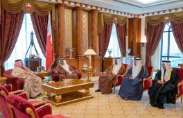 Deputy King receives Minister of Foreign Affairs